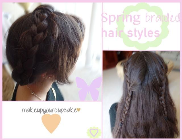 Spring braid Hairstyles
